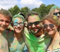 Obóz Młodzieżowy Holy Game, Holy Day, czyli obóz gier integracyjnych, Nowy Dworek