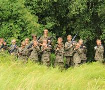 Obóz Młodzieżowy, Akcja Adrenalina, Obóz Paintballowo - Survivalowy, Nowy Dworek