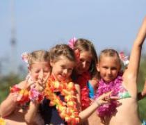 Obóz Hawajska Przygoda, Giewartów