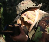 Obóz Paintaballowo-Quadowy, Nowy Dworek