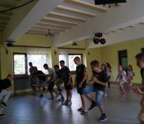 Taniec z Żaglami – Obóz Taneczny z Dodatkowym Programem Żeglarskim, Ryn