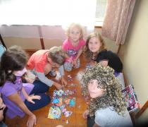 Obóz Tylko dla Dziewczynek, Ryn