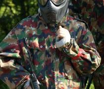 Obóz Paintballowo – Przygodowy, Bitwy paintballowe